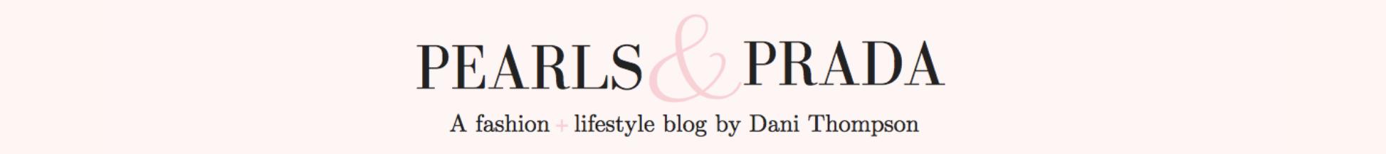 Pearls + Prada